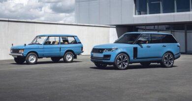 Land Rover presenta edición especial 50 aniversario Range Rover