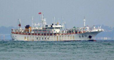 barcpos chinos apagan GPS