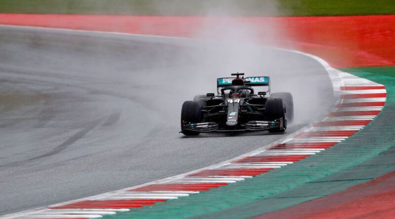 Lewis Hamilton se anota la pole position para el Gran Premio de F1 de Estiria, en Austria