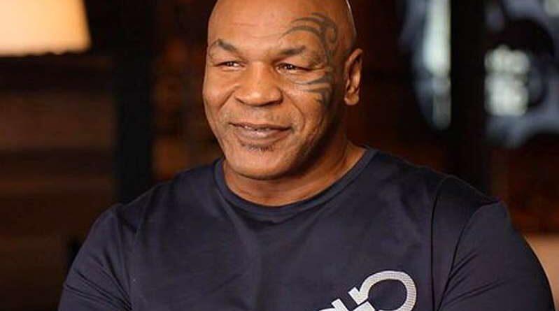 Mike Tyson competirá contra ¡un tiburón!