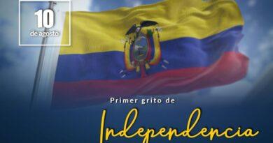 !Feliz Día de la Independencia! #Ecuador