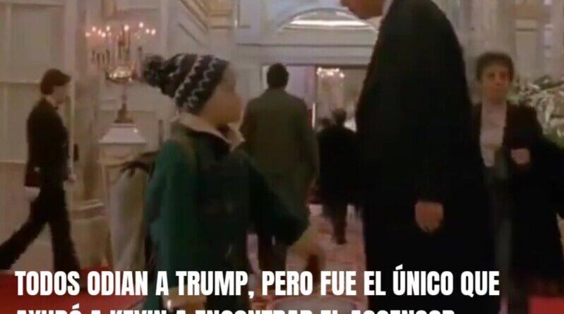 #homealone #kevin #donaldtrump #trump2020 #foryoupage #usa #movie #viral #ecuador #tiktok #joebiden #trending #presidents #tiktokecuador #election