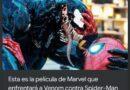 Esta es la película de Marvel que enfrentará a Venom contra Spider-Man
