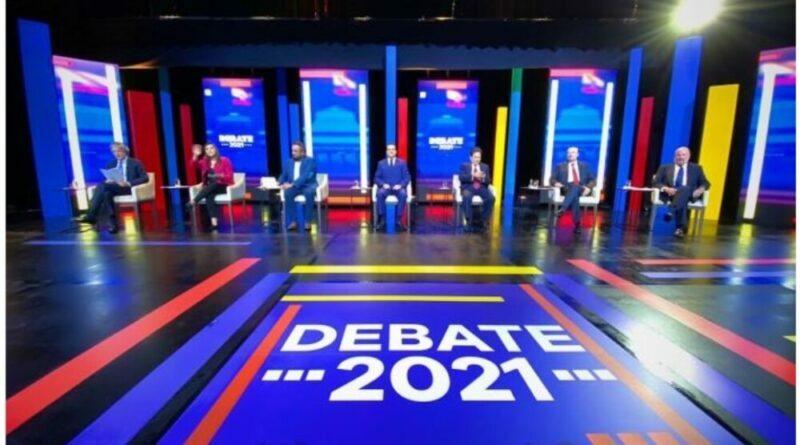Elecciones 2021: Así fue el primer debate presidencial
