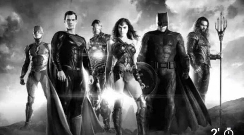 Justice League el 18 de marzo España y Latinoamérica también podrán ver el Snyder Cut