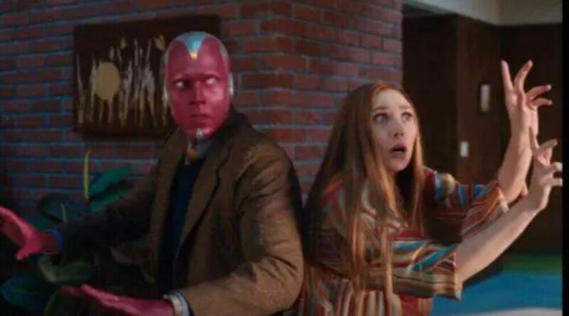SERIES MARVEL WandaVision presentó al primer superhéroe gay de Marvel