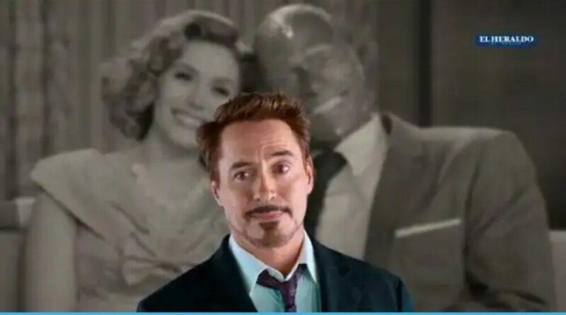 ¡Atención! Lo que no viste de 'WandaVision', Tony Stark te lo explica