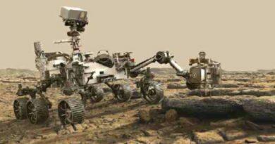 Perseverance, el robot de la Nasa que busca rastros de vida en Marte