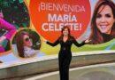 Así fue el regreso de María Celeste Arrarás a Univisión