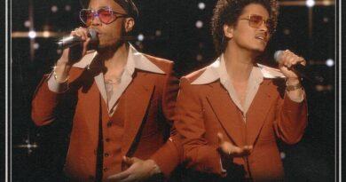 """Bruno Mars estrena """"Leave The Door Open"""""""