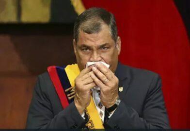 Rafael Correa: Sinceramente creíamos que ganábamos, pero nuestras proyecciones eran erradas