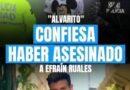 """""""Alvarito"""" confesó que él fue quien disparó a #EfraínRuales"""