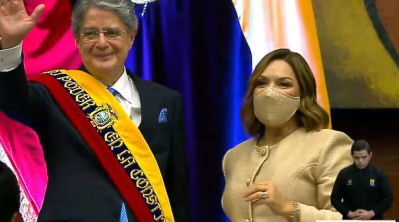 (En vivo) Ecuador realiza la ceremonia de transición presidencial, de Lenín Moreno a Guillermo Lasso