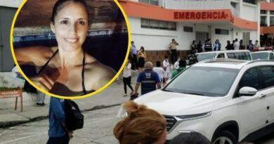 Carla Rochetti, la peruana que ingresó por problemas de páncreas y fue asesinada por sicarios en Guayaquil