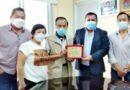 Gobernación de Los Ríos entrega reconocimiento a Oriental® Industria Alimenticia por apoyo durante la etapa invernal