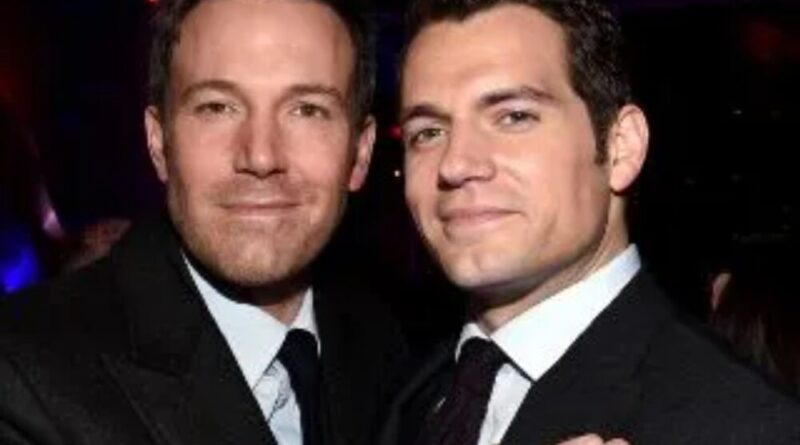 Warner Bros. reemplazó a Henry Cavill y Ben Affleck como Superman y Batman