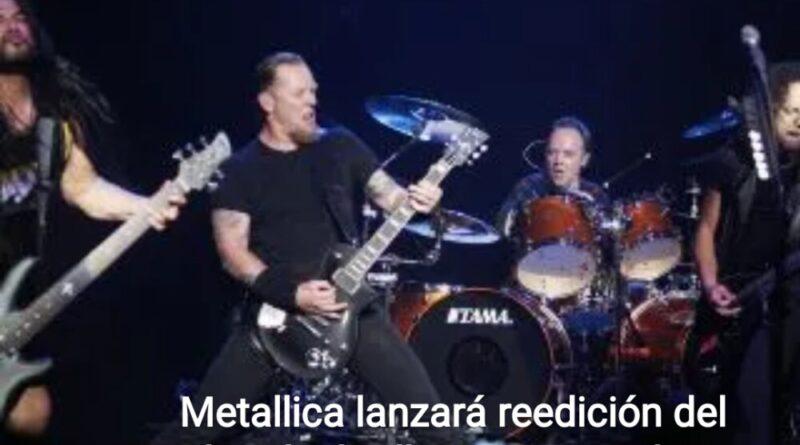 Metallica lanzará reedición del The Black Album con J Balvin, Mon Laferte y más