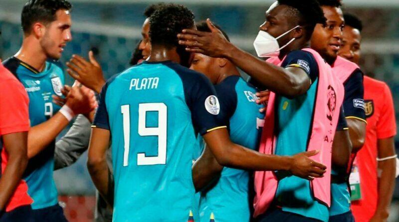 Ecuador clasificó a los cuartos de final de la Copa América