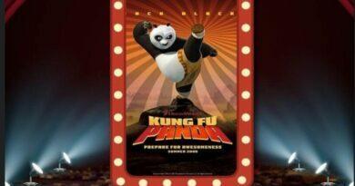 POLICINE AUTO regresa con Kung Fu Panda