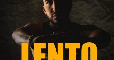 """Esteban Glez nos presenta """"Lento"""""""